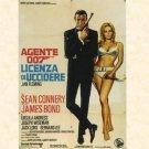 007 Licenza di Uccidere - 1963 (Manifesto originale) / €.24,90