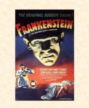 Frankenstein - 1931 (Locandina) / �.14,90