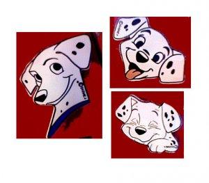 La Carica dei 101 Disney (Spilla in gomma) / �.4,00