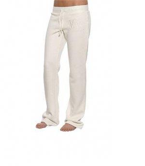"Cotton pants - white colored 30"""