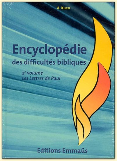 The Biblical Encyclopedia difficulltees Letters From Paul