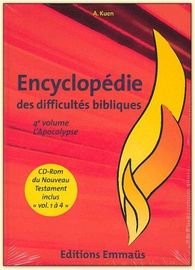 The Encyclopedia Difficulltees The Biblical Apocalypse