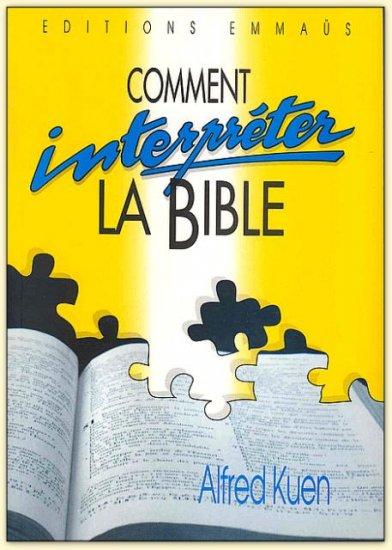How the Bible Interpreter