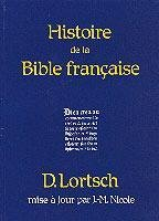 History of the French Bible