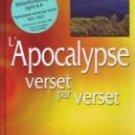 Apocalypse verset par verset avec cd Rom