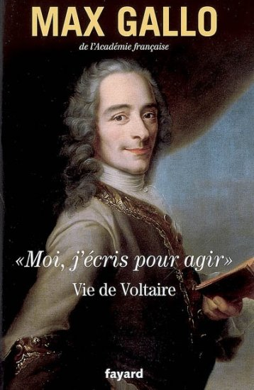 Voltaire's life