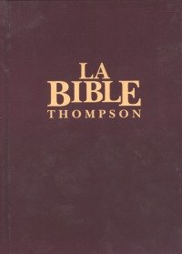 The bible thompson