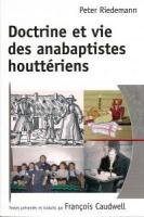 Anabaptists doctrine
