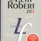 The Petit Robert 2011