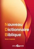 NEW BIBLE DICTIONARY