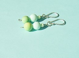 Sorbet earrings