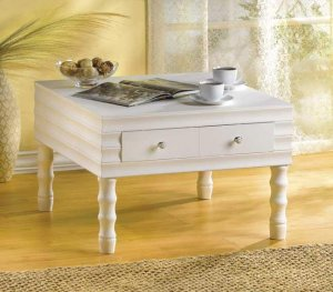 Beautifully crafted ,  Parson storage coffee table