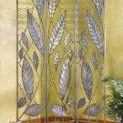 Bamboo leaf design divider