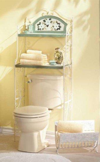 Magnolia bathroom cart