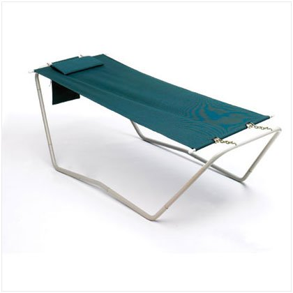 four-point hammock with stand