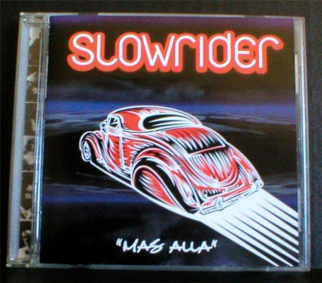 Slowrider - Mas Alla (CD 2001)