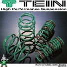 06 07 AUDI A4 QUATTRO TEIN STECH LOWERING SPRINGS