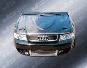 1996 - 2001 Euro R VIS Racing Carbon Fiber Hoods