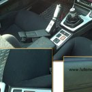 Audi - B5, B6, A4, S4  Front and Rear Polished Diamond Plate Aluminum Floor Mats