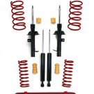 96-01 Audi A4 Quattro 1.8T eibach Pro System plus Performance Lowering Kit 1531.680