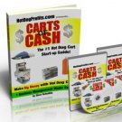 "# 1 Hot Dog Cart Book ""Carts of Cash with Bonus CDs"