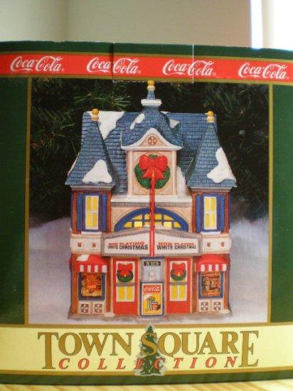 Coca-Cola Town Square Collection Strand Theater --1994