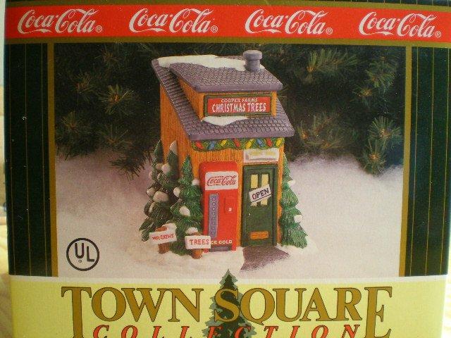 Coca-Cola Town Square Cooper's Tree Farm 1996
