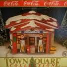 Coca-Cola Town Square Collection Howard Oil Service Station 1992