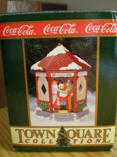 Coca-Cola Town Square Collection Town Gazebo 1994