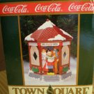 Coca-Cola Town Square Collection Town Gazebo 1994