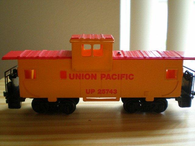 Bachman HO Union Pacific Caboose