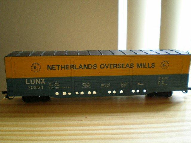 Bachman HO Netherlands Overseas Mills #70254