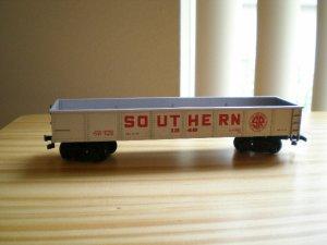 Bachman HO Southern Gondola Car 1246