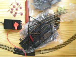 Bachman HO Scale Accessories, Track, Bridge and Trestle