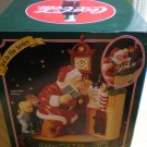 Coca-Cola Santa Claus Mechanical Bank #3 in the Series 1995