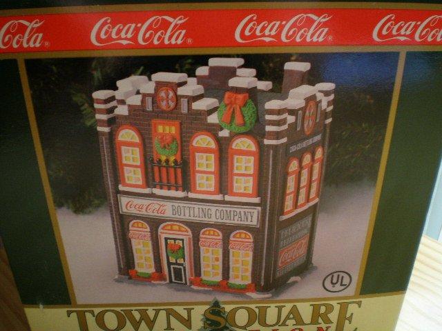 Coca-Cola Town Square Collection Coca-Cola Bottling Company 1995