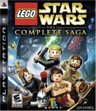 LEGO STAR WARS:THE COMPLETE SAGA (Playstation 3)