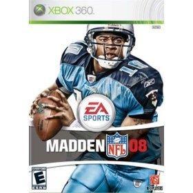 Madden NFL 08 (XBOX 360)