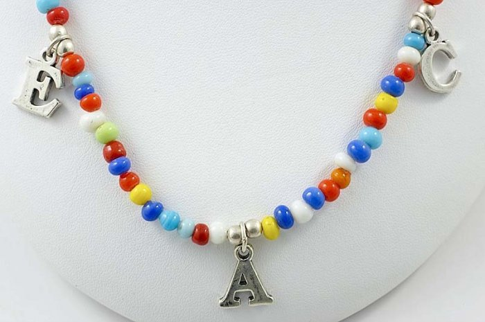 "45"""" PEACE Charm Necklace"