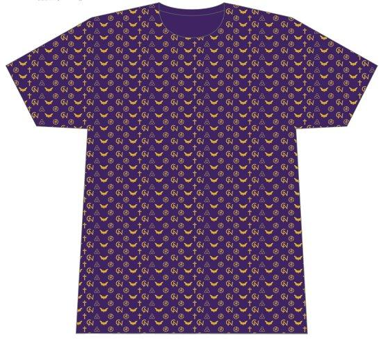 Cicada Nation - Vuitton All Over Print T Shirt Medium #CNTVUSBM