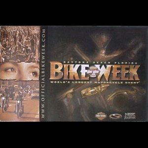 Bike Week Daytona Beach Official 2004 Poster