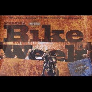 Bike Week Daytona Beach Official 2006 Poster