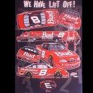 Dale Jr Bud Poster