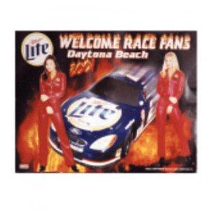 Race Week Bud Lite Posters