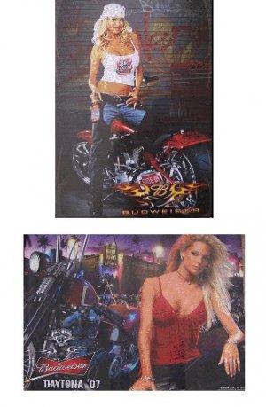 Special 2 Bud Bike Week Posters