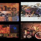 Bike Week Poster Collection