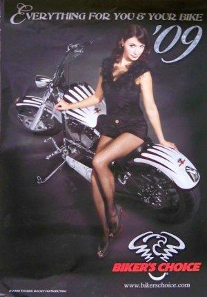 Biker's Choice Poster