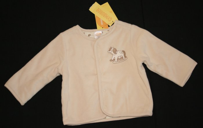 NWT Gymboree Favorite Toys Cardigan Size 12-18 Months
