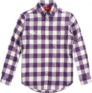 Large Checked Plaid