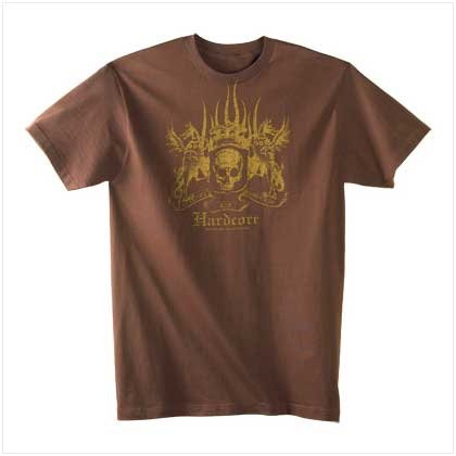 DRAGON FLAMES T-SHIRT - Large - Code: 38904